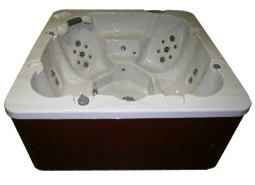 Coyote Spas Hot Tub Range by Spyrys Spas and Hot Tubs